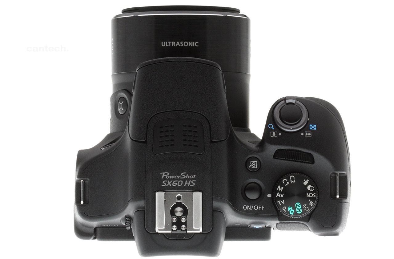 Canon PowerShot SX-60 HS
